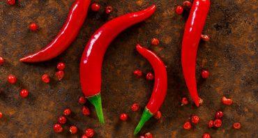 10 peperoncini più piccanti del mondo