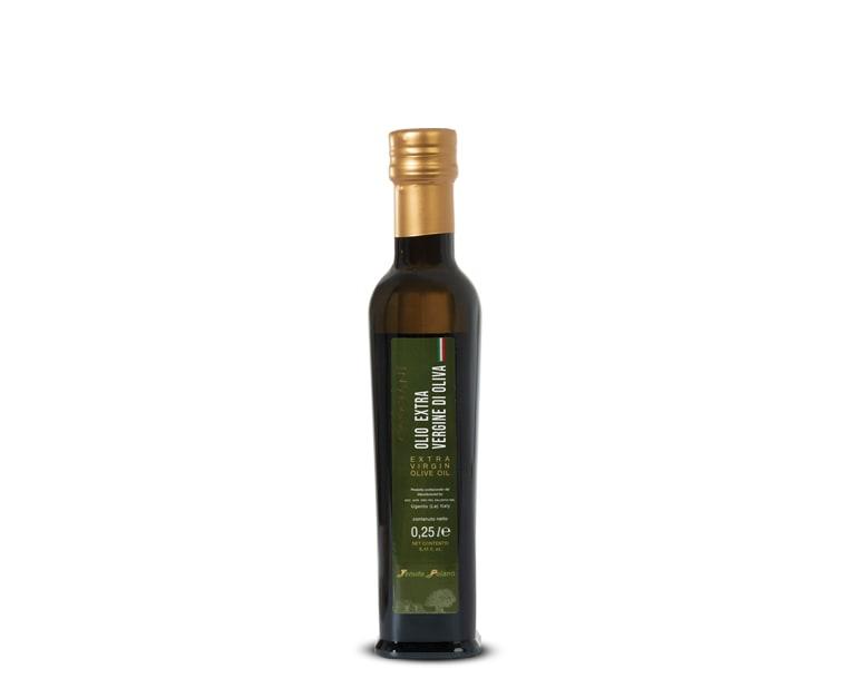 Extra natives Olivenöl mit reichen Geschmack 0,25 L