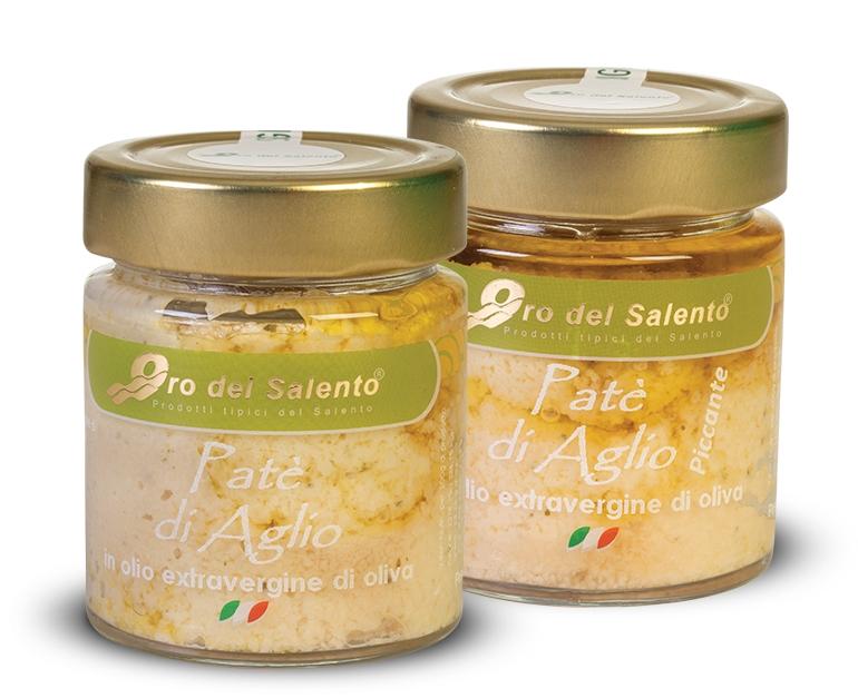 Garlic and spicy garlic spread buy online