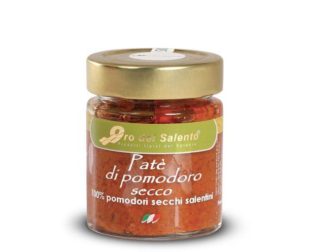 Paté di Pomodori secchi in olio extravergine di oliva