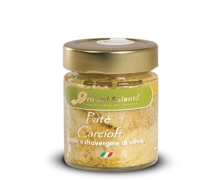 Crema paté di carciofi