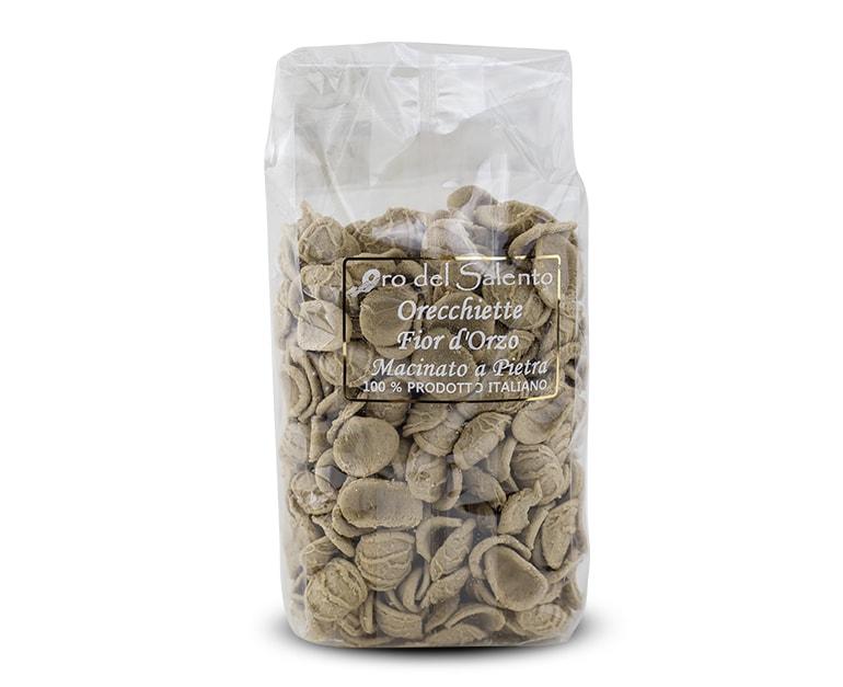 Orecchiette aus feinen Gerstenmehl