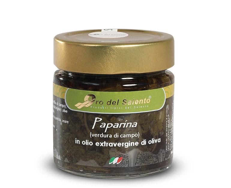 Paparina, typisches Apulische Gericht
