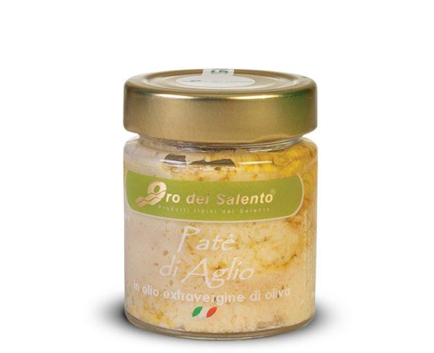 pate di aglio piccante
