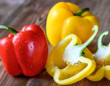 peperone dolce, la coltivazione e proprietà benefiche.